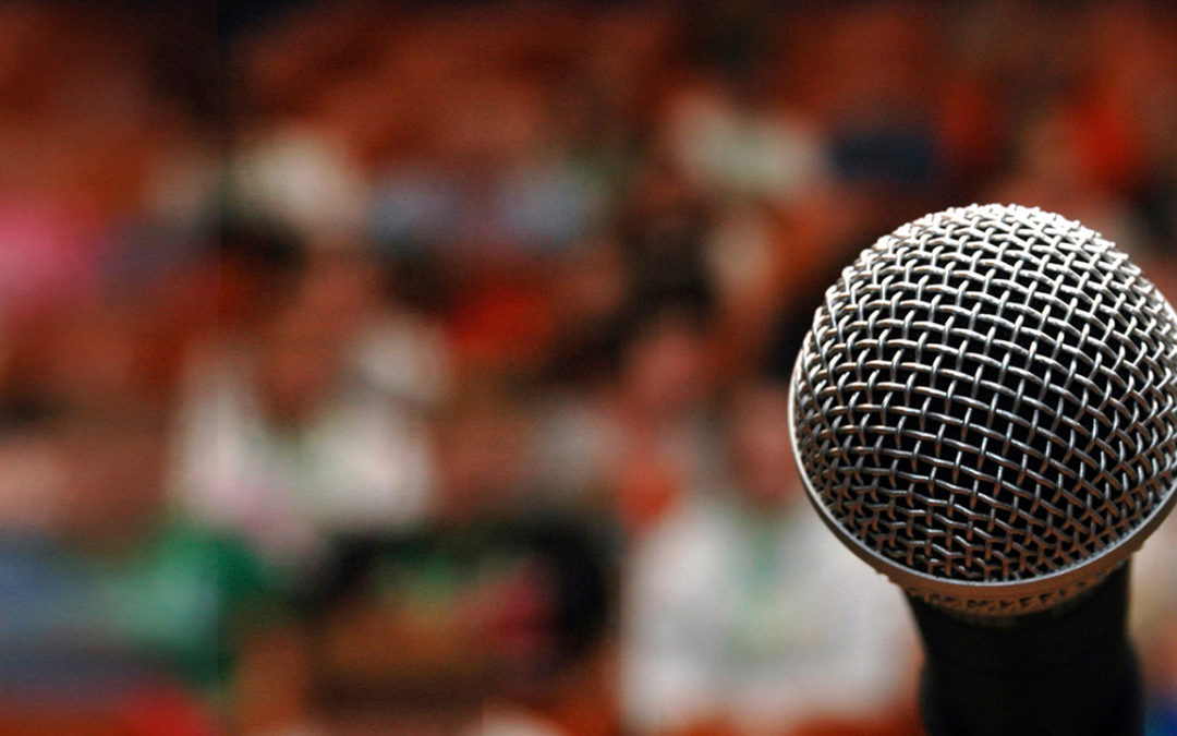 5 Types of Public Speaking