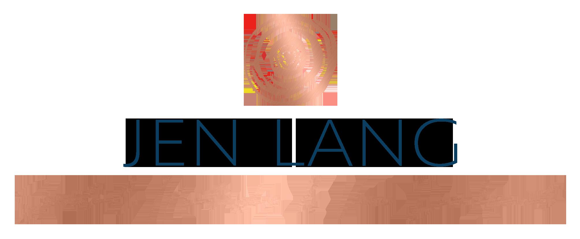 Jen Lang Biz Logo